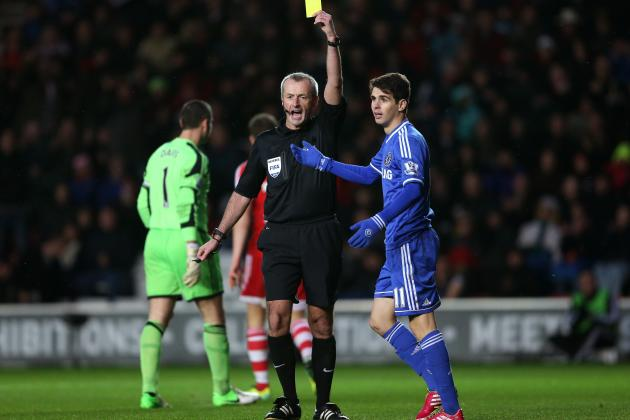 Oscar Dived to Get Southampton Keeper Sent Off, Admits Chelsea's Jose Mourinho