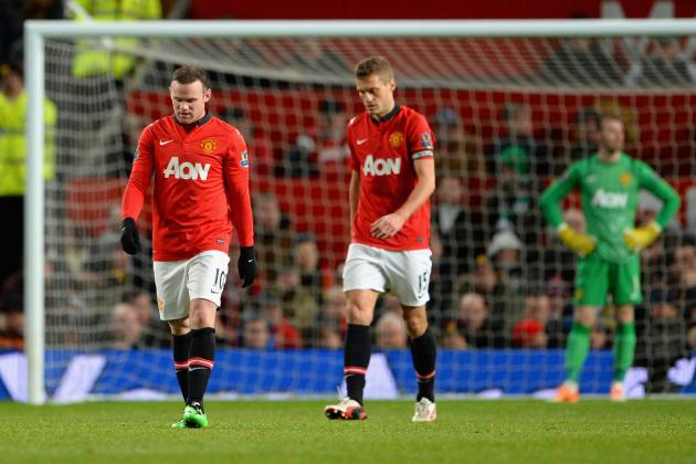 Manchester United, David Moyes Need to Accept Title Is Gone and Salvage Season
