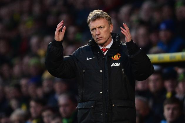Manchester United: No One Should Be Surprised David Moyes Is Struggling