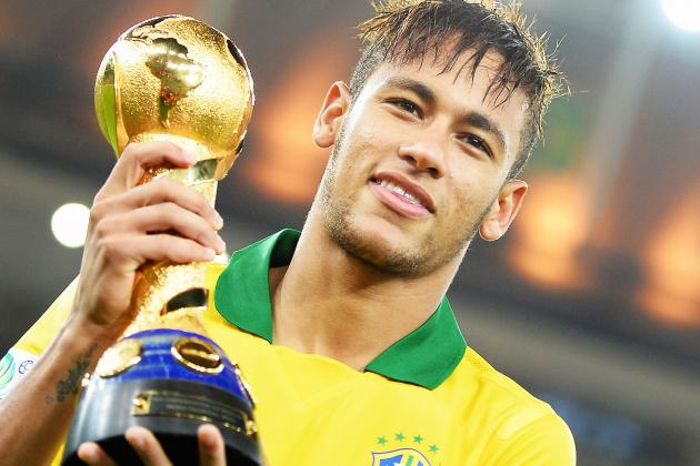 Neymar's 2013 in Review: Best and Worst Moments, Best Goals and More