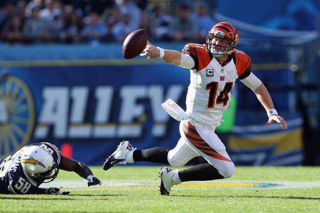 How the San Diego Chargers Can Take Advantage of Poor Play by Andy Dalton