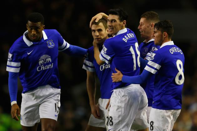 A Premier League Half-Term Report on Everton