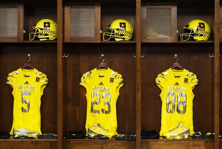 Adidas Unveils Uniforms for Army All-American Bowl