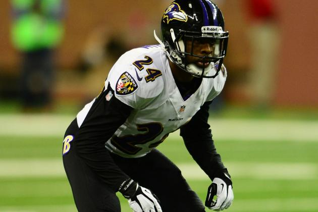 Cornerback a 'Big Strength' for Ravens Going into Next Season