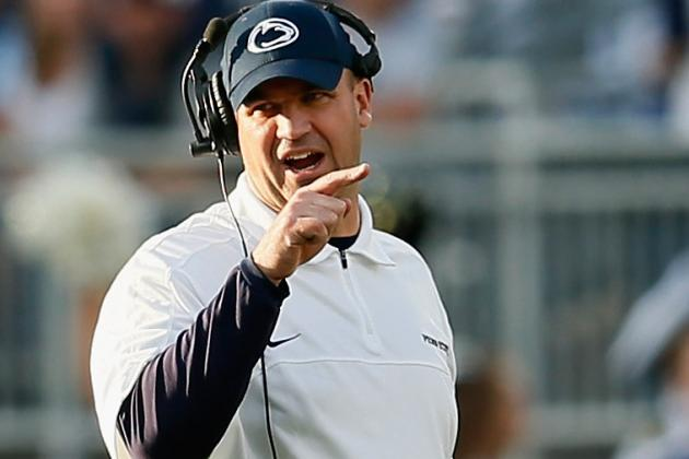 Penn State Player Kevin Blanchard of Katy on Bill O'Brien: 'He Was Great'