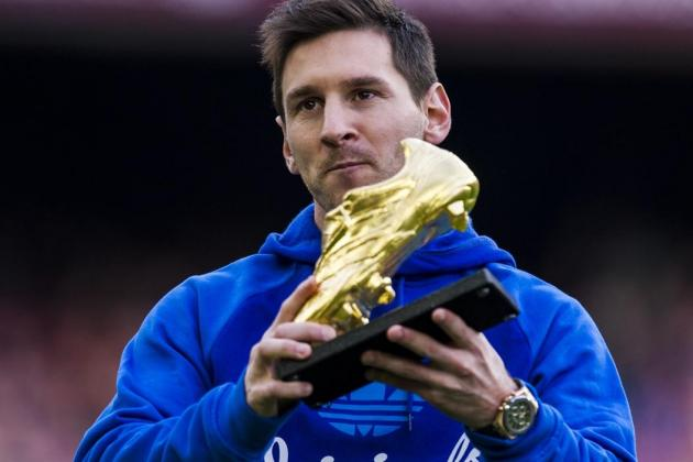 Lionel Messi Reportedly Set for New Barcelona Deal to Usurp Cristiano Ronaldo