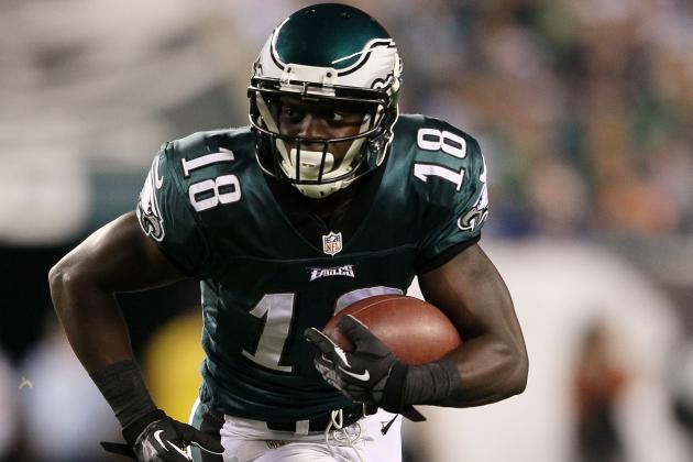 Jeremy Maclin and Philadelphia Eagles Agree on 1-Year Contract