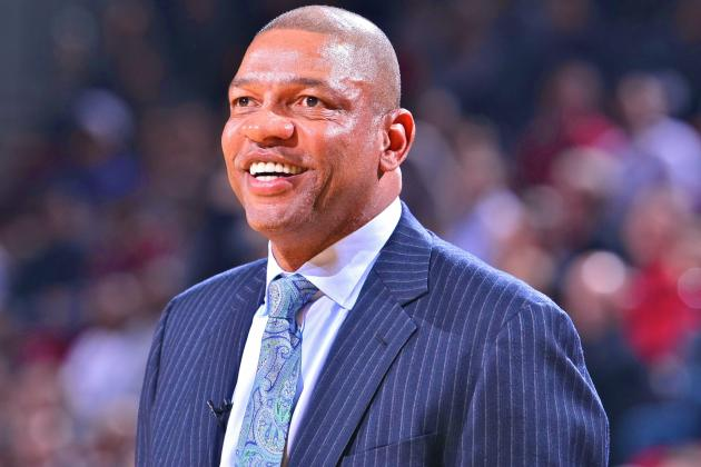 Doc Rivers Ends News Conference with Unprompted Endorsement of Johnny Manziel
