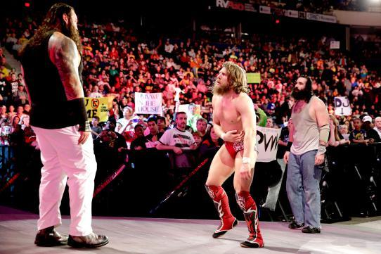 Best Booking Scenarios for Daniel Bryan's Alliance with the Wyatt Family