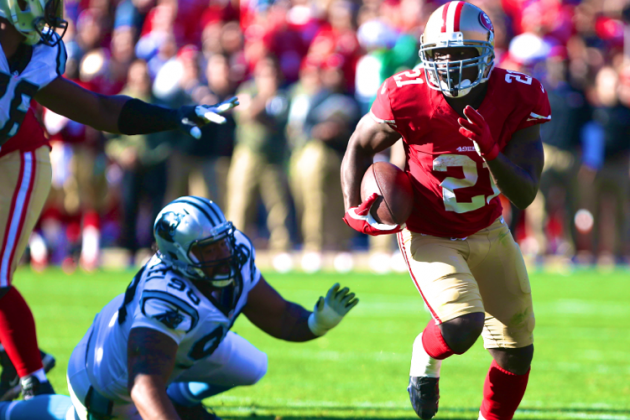 San Francisco's Rushing Attack Will Determine the 49ers Fate Against the Packers