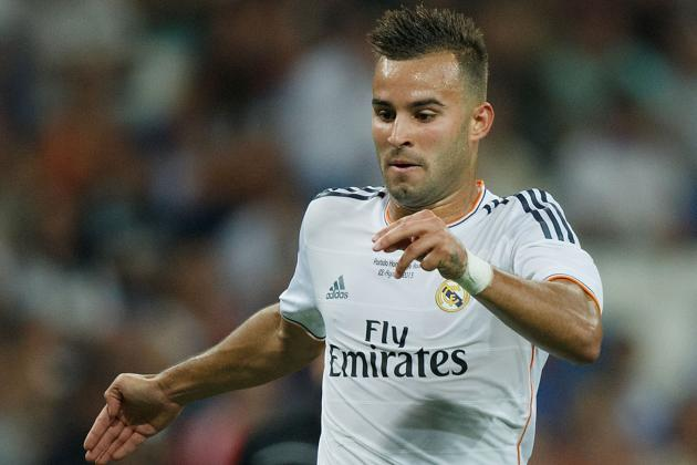GIF: Jese Puts Real Madrid Ahead vs. PSG in Prestige Friendly