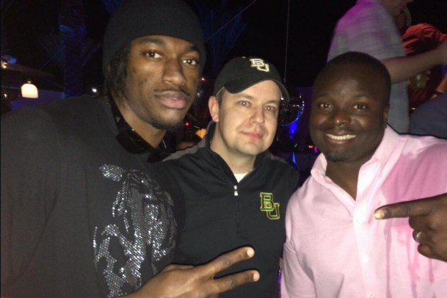 Robert Griffin III Went Clubbing in Arizona on New Year's Eve