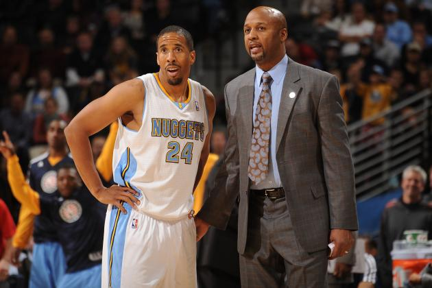 Nuggets' Andre Miller Berates Coach Brian Shaw During Game for Healthy Scratch