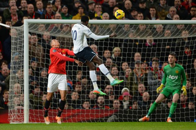 What Happens When Emmanuel Adebayor Stops Caring About Tottenham Hotspur?