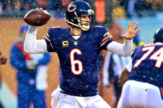 Jay Cutler Signs 7-Year Contract with Chicago Bears