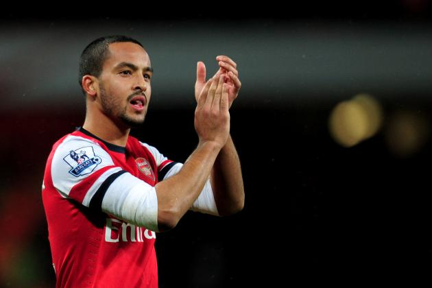 Theo Walcott's Growing Maturity Underlines His Seamless Return to Arsenal Team