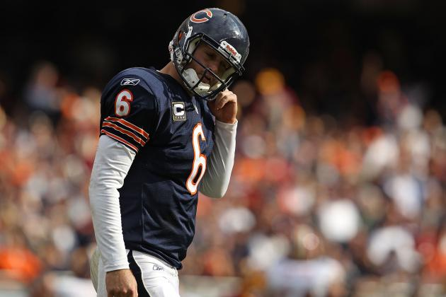 Why the Chicago Bears Made a Giant Mistake with Jay Cutler's New Contract