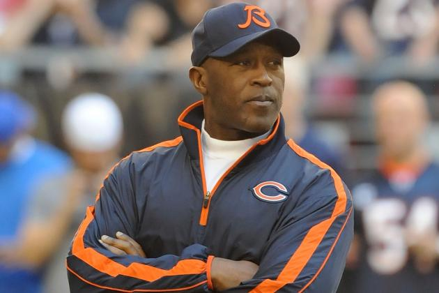 Lovie Smith Is Not the Man to Right the Ship in Tampa