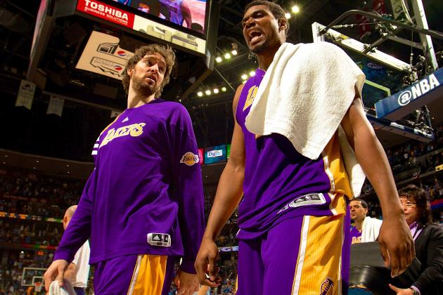 Cavaliers Reportedly Want to Trade Andrew Bynum, Maybe for Pau Gasol, by Sunday