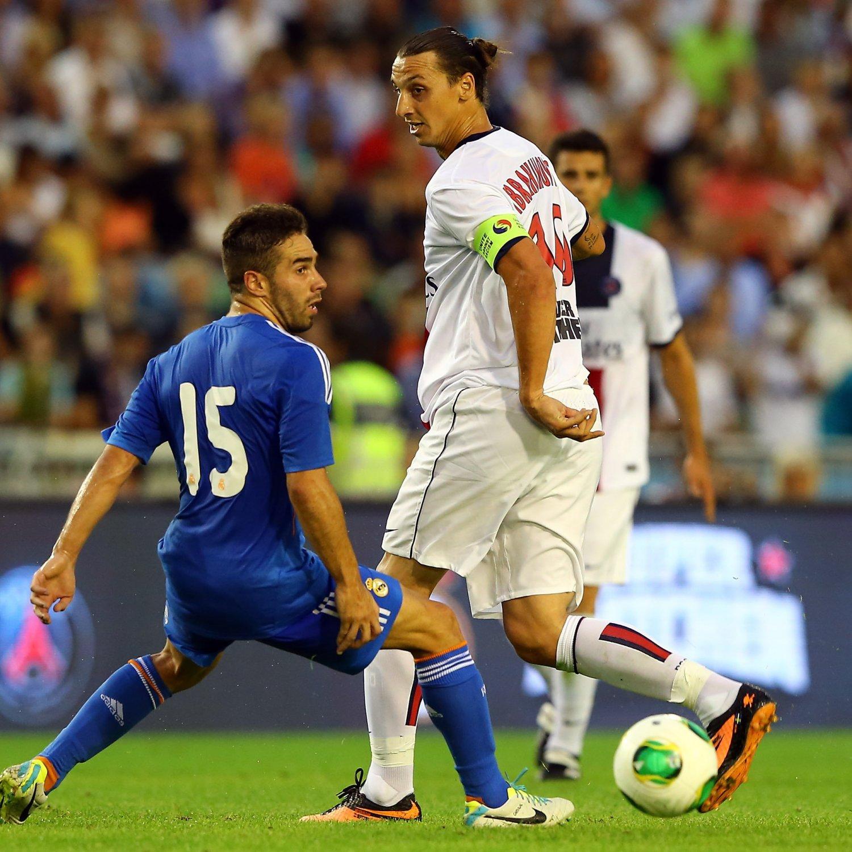 Paris Real Madrid