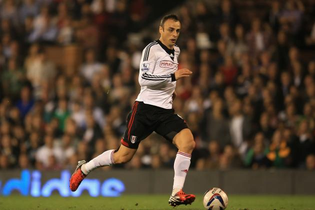 Arsenal Transfer Rumours: Gunners Need Dimitar Berbatov to Bolster Scoring