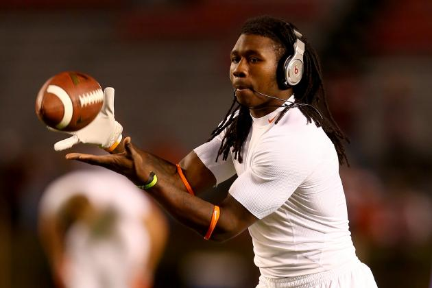 Orange Bowl 2014: Top Playmakers to Watch in Clemson vs. Ohio State