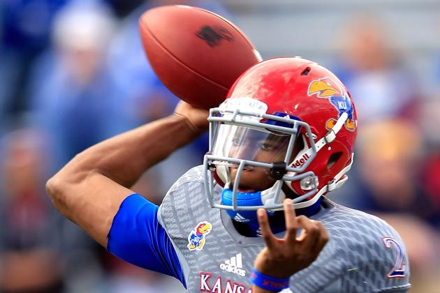 A Way-Too-Early Look at 2014 Kansas Football