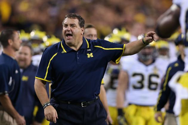 Michigan Football: Is 2014 a Make or Break Year for Brady Hoke?