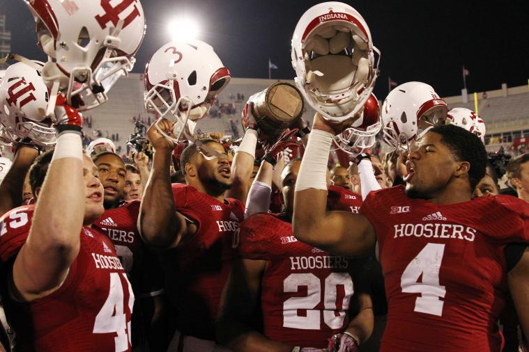 Indiana Hoosiers Season Review, the Bad