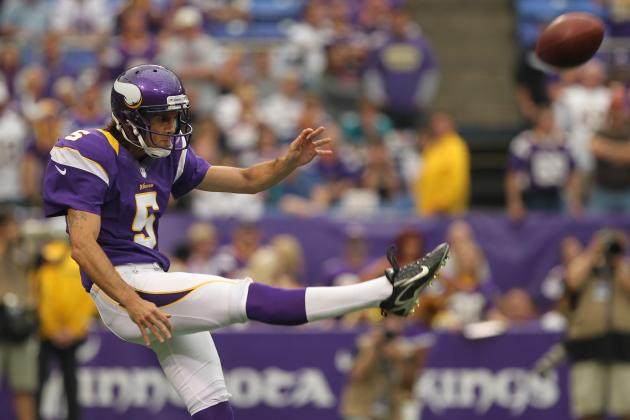 Ex-Viking Chris Kluwe Slams 'Bigot', 'Cowards' in Minnesota Front Office