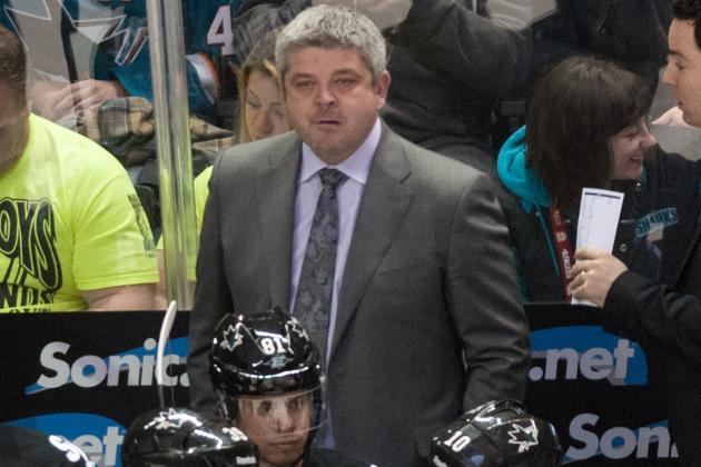'Do You Just Take Up Space?': McLellan Rips Sharks After Loss to Ducks
