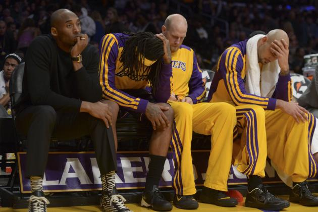 Timeline of Los Angeles Lakers' Downward Spiral Since Jerry Buss' Passing