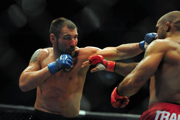 Isaac Vallie-Flagg Looking to Go All out at UFC Fight Night 35