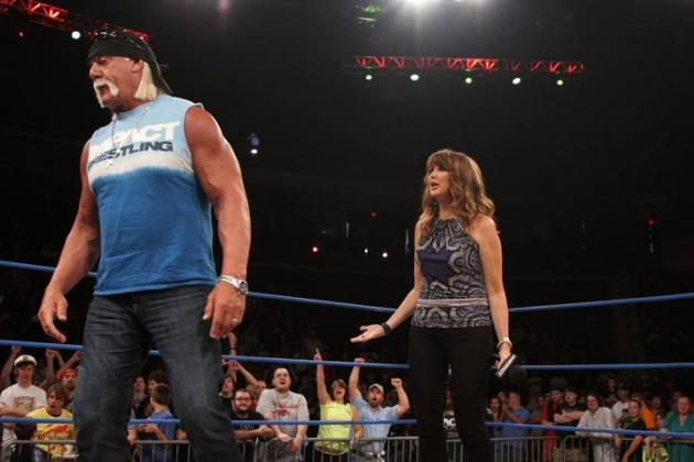 TNA Impact! Wrestling Closes Its Majorly Disappointing 2013 Year