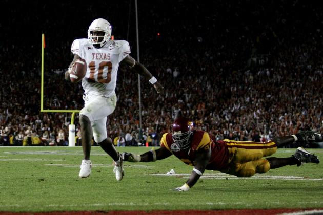 BCS Years in Review: 2005, Perfect Season Ends at the Rose Bowl