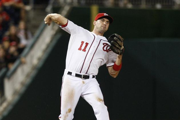 Zimmerman May Move from Third to First, but When?