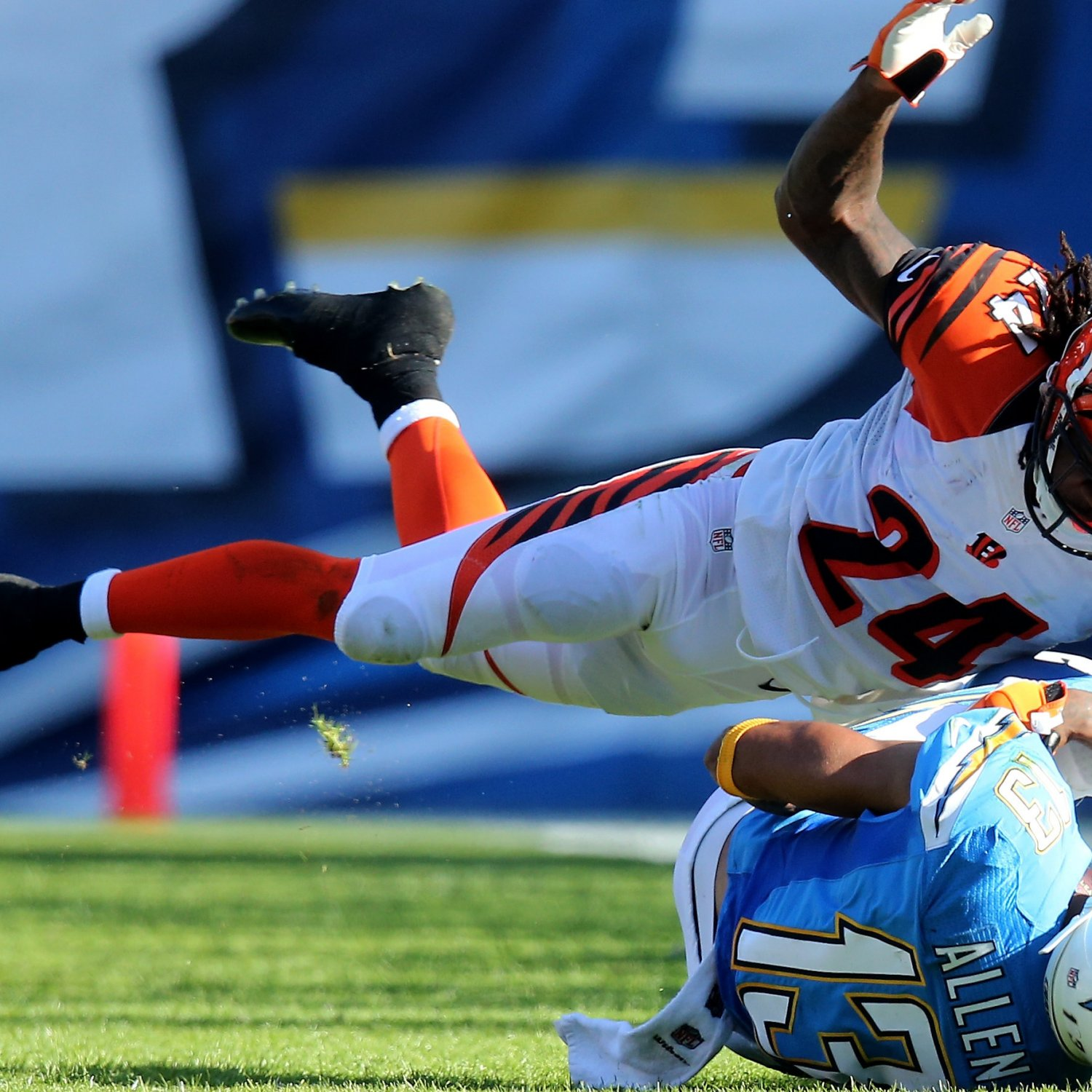 San Diego Chargers Cincinnati Bengals: Chargers Vs. Bengals: Preview And Prediction For AFC Wild