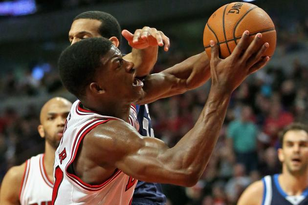 Progress Report for Jimmy Butler Making 'The Leap'