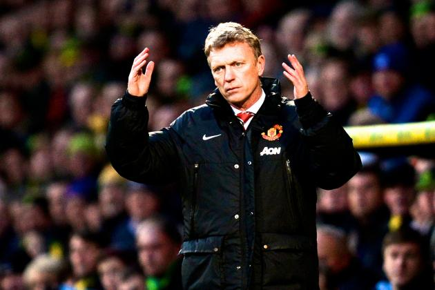 David Moyes Has No Reason to Fear for His Job at Manchester United Yet