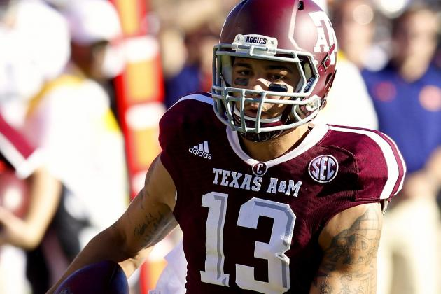 Mike Evans Officially Announces He Will Enter 2014 NFL Draft