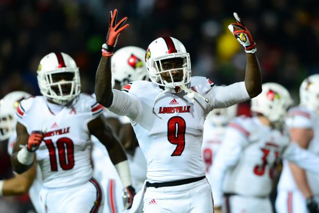 DeVante Parker Passes Up 2014 NFL Draft to Return to Louisville