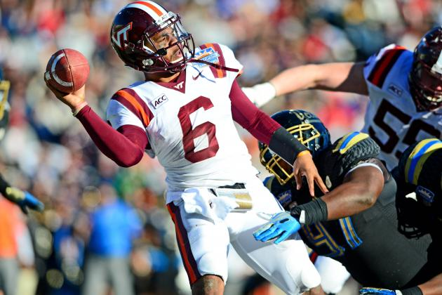 Virginia Tech Football: 3 Lessons the Hokies Learned from Sun Bowl Loss