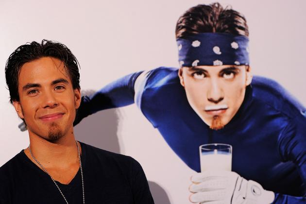 Apolo Ohno Ready for Short Track Analyst Debut at Olympic Trials