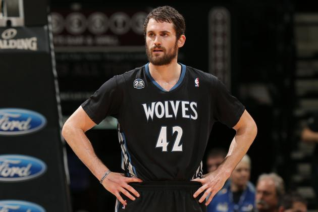 Is Kevin Love Capable of Carrying a Legit Playoff Team?
