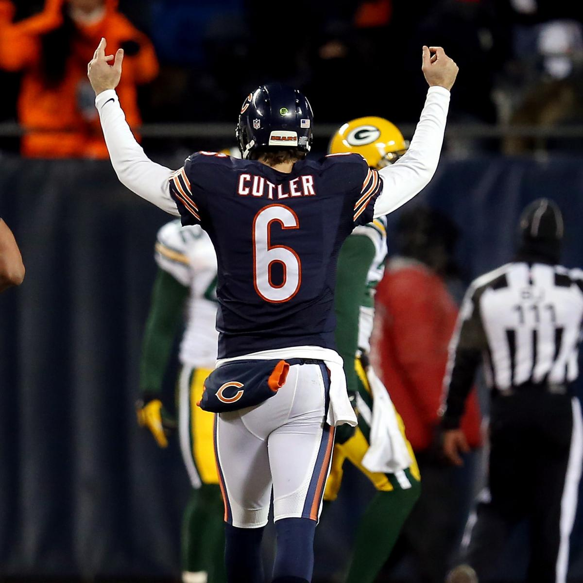 Jay Cutlers New Contract Why This Was A Smart Move For Cutler Bears Wallpaper