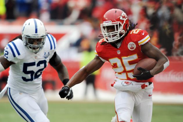 Chiefs vs. Colts: TV Info, Spread, Injury Updates, Game Time and More