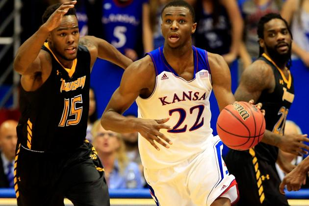Can Andrew Wiggins Regain Surefire No. 1 NBA Draft Status?