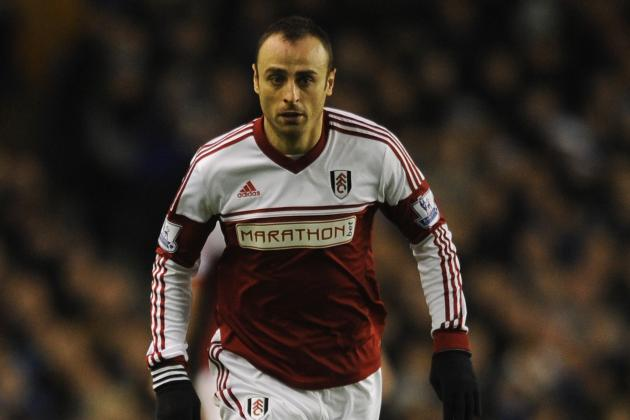 Photo: Dimitar Berbatov Facebook Photo Hints at Arsenal Move
