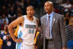 Nuggets Suspend Andre Miller for 2 Games