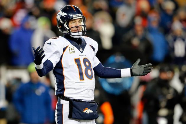 NFL Playoffs 2014: How Cold, Inclement Weather Will Impact the Postseason